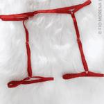 sexshop cinta liga malu vermelha fio morena lingerie jf