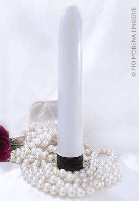 produto erótico vibrador branco fio morena jf